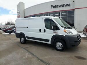 "2016 Ram Promaster 1500 Low Roof  136 "" wheel base"