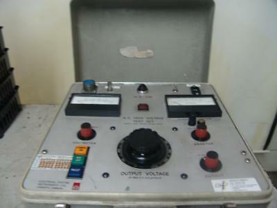 Eti Adwell Hva-10010 Dielectric A.c High Voltage Test Set Hipot