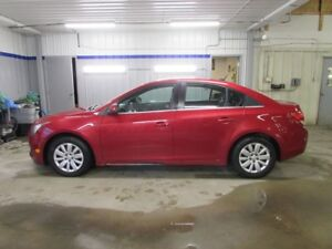2011 Chevrolet Cruze LT 1.4L 4 CYL TURBOCHARGED AUTOMATIC FWD 4D