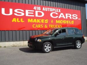 2010 Jeep Compass 5 Speed Alloys Air
