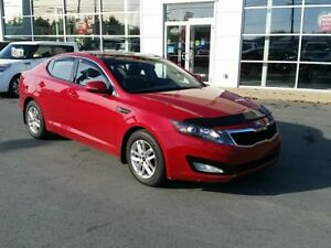 2013 Kia Optima LX+ Dual panel sunroof, heated seats new tires.