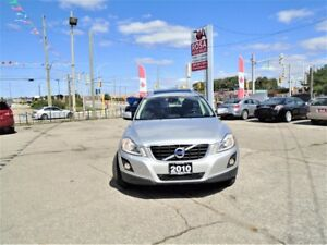 2010 Volvo XC60 AUTO 2 SETS OF TIRES AND RIMS SMAR KEY NO ACCIDE