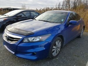 2011 Honda Accord Cpe EX MANUELLE TOIT OUVRANT