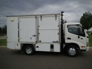 Hino Service Truck Welshpool Canning Area Preview