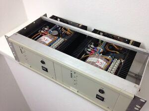 Siemens Leistungsverstärker 120 W Vintage Amplifier (EMT, Siemens, Telefunken) - <span itemprop='availableAtOrFrom'>Nüziders, Österreich</span> - Siemens Leistungsverstärker 120 W Vintage Amplifier (EMT, Siemens, Telefunken) - Nüziders, Österreich