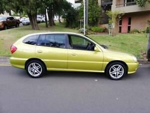 2003 Kia rio hatchback, auto, low kilometers, $ 2999