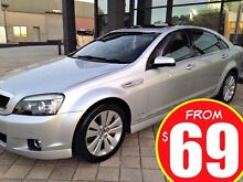 FROM $69 CAPRICE LIMO SERVICE, LUXURY SUV's & AIRPORT TRANSFERS West Perth Perth City Preview