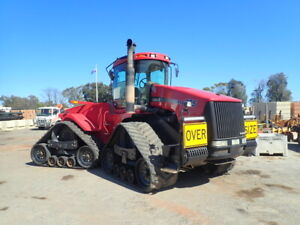 2004 CASE IH STX375 QUADTRAC 4X4 ARTICULATED TRACTOR Midland Swan Area Preview
