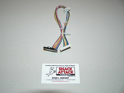 Dixie Narco Bev Max 2145 3561 5591 Selection Keypad Harness Cable Free Ship