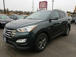 2013 Hyundai Santa Fe Sport 2.4 Premium CLEAN CAR PROOF !!  O...