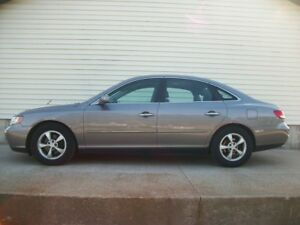 2007 Hyundai Azera KOREAN LUXURY AT IT'S FINEST