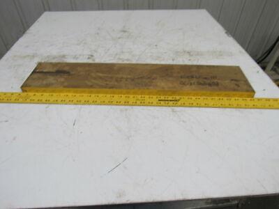 Nail City Aluminum Bronze 1 X 6-12 X 30-12 Flat Bar