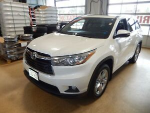 2015 Toyota Highlander Limited Luxurious SUV