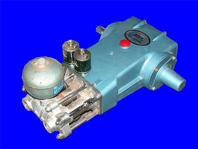 Cat Pumps 1200 Psi High Pressure Plunger Pump 60 Frame 520 Rpms