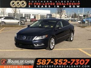 2013 Volkswagen CC Highline V6 / Back up Camera / Navi / Sunroof