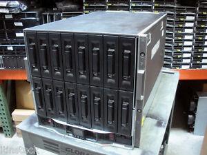 HP-BLc7000-Blade-Chassis-BLc-BL-c7000-507019-B21-Enclosure-Generation2-Enclosure