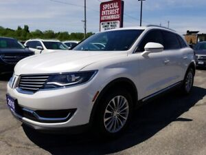 2016 Lincoln MKX Select NAVIGATION !!  AWD !!  LEATHER !!