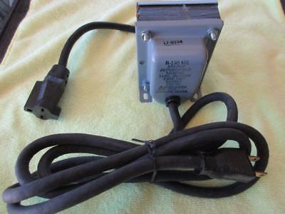 Triad Transformer Step Up Primary 115v Sec 230v .65 A Output 150 Va N-150mg