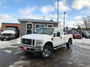 2008 Ford F-350 XLT DIESEL!! 8' BED CERTIFIED!!