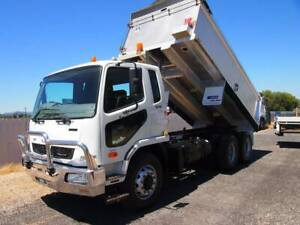 2011 Fuso Fighter 2427 Tipper South Murwillumbah Tweed Heads Area Preview