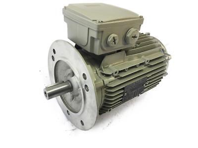 Siemens 2 Hp Electric Ac Motor 230yy460y Vac 1750 Rpm 3 Phase 1av3094b