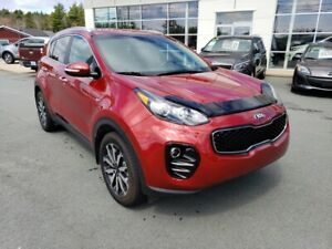 2018 Kia Sportage EX AWD. Leather. Power seat. Fact Warranty.