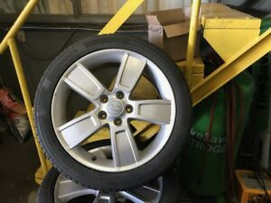 18 inch Low Profile All Season Tires *NEW* And RIMS