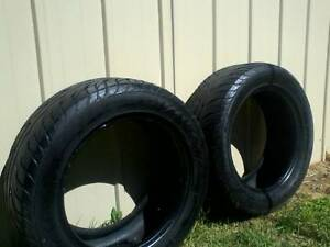 2 Hero Milanza HZ1 205/55R15 tyres 15 inch Mildura Centre Mildura City Preview