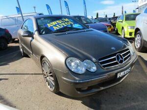 2007 Mercedes-Benz CLK-Class C209 MY07 CLK350 Avantgarde 7 Speed Sports Automatic Coupe Minchinbury Blacktown Area Preview