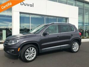 2016 Volkswagen Tiguan SPECIAL EDITION - AWD CAMERA, BLUETOOTH,