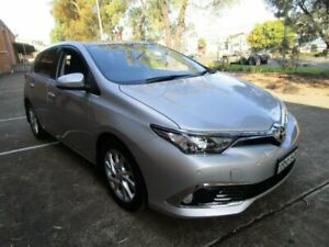 2016 Toyota Corolla ZRE182R Ascent Sport S-CVT Silver 7 Speed Constant Variable Hatchback Minchinbury Blacktown Area Preview