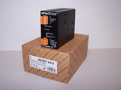 Weidmuller 991937-2412 Power Supply Cp-dcdc 24vdc In12vdc 3.0a Out New In Box