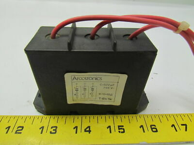 Arcotronics 0.22uf 750v Capacitor From Biesse Cnc