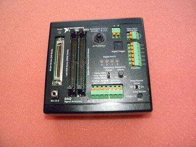 National Instruments Quadrature Encoder DAQ Signal Accessory 183554C-01