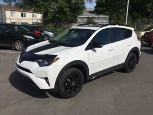 2018 Toyota RAV4 XLE 2018 RAV4 Trail Edition with Rates as low a