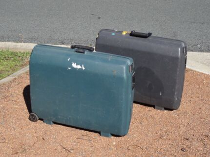 Luggage - Samsonite Oyster Suit Cases Karabar Queanbeyan Area Preview