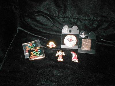 Disney Pins Collection Disney World Disney Cruises
