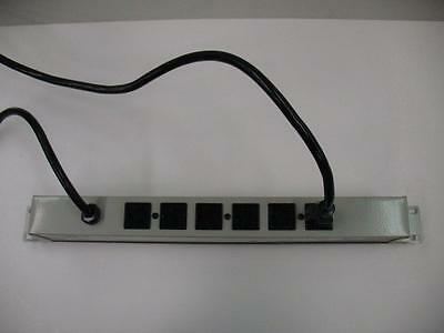 Dell 89129 3871202 Server Grade Surge Protector Pdu 6 Outlets 15A Switch 120V