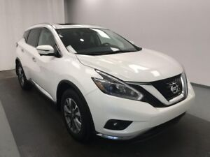 2018 Nissan Murano SL 5 PASSENGER, HEATED LEATHER,  REMOTE ST...