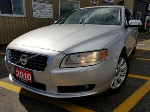 2010 Volvo S80 NO TAX SALE 1 WEEK ONLY-I6-LEATHER-SUNROOF-LOADED