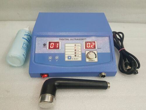 New Ultrasonic Ultrasound Therapy Machine Pain Relief Physiotherapy unit