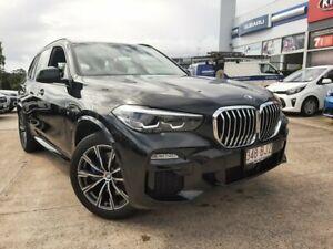 2020 BMW X5 G05 xDrive25d Steptronic Black 8 Speed Sports Automatic Wagon