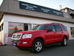 2009 Ford Explorer 4x4,loaded ,low km
