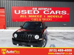 2013 Jeep Patriot North WINTER READY