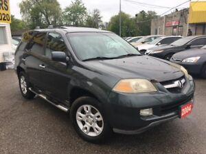 2004 Acura MDX AWD/7PASS/LEATHER/ROOF/LOADED/ALLOYS