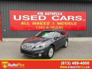 2015 Subaru Outback 3.6R w/Touring Pkg ALL WHEEL DRIVE
