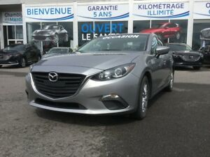 2014 Mazda Mazda3 GS-SKY, CAMERA RECUL, BLUETOOTH