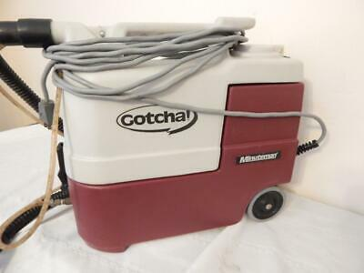 Gotcha Minuteman Portable Spot Removing Cleaning Machine Carpet Cleaner Mobile