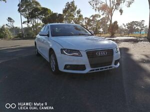 MY09 Audi A4 B8 Automatic Diesel Luxury Wingfield Port Adelaide Area Preview