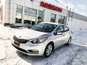 2015 Kia Forte LX   Only $92 BiWeekly! Great fuel economy and lo